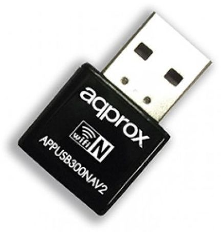 Approx 300Mbps Wireless N Nano USB WiFi Adapter Realtek 8192EU