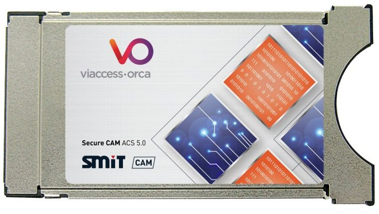 SMIT VIACCESS SECURE CAM ACS 5.0
